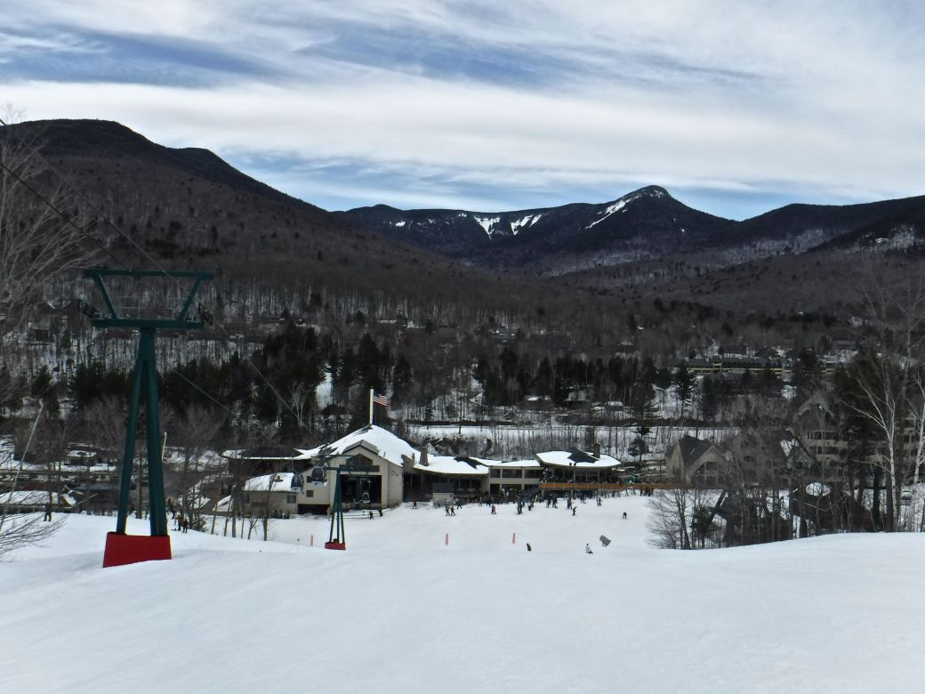 new hampshire loon ski resort octagon lodge