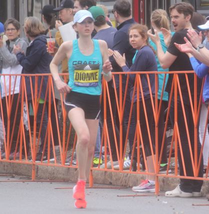 boston marathon april 15 2019 dionne
