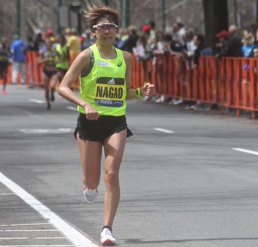 boston marathon april 15 2019 nagao