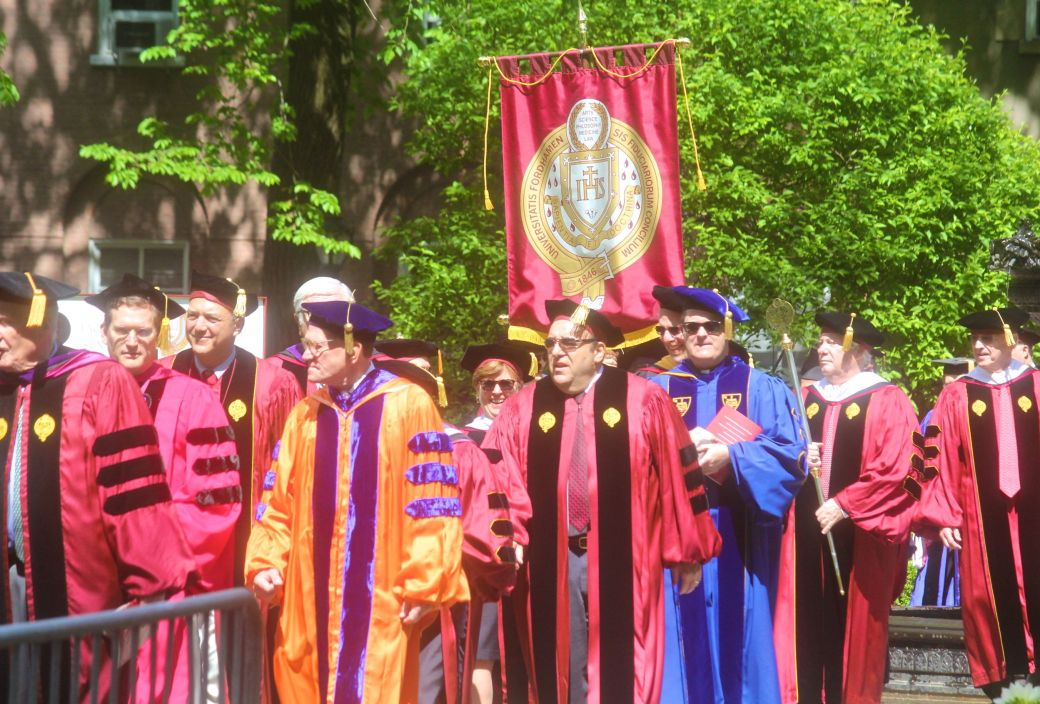 new york fordham university graduation 2019 2