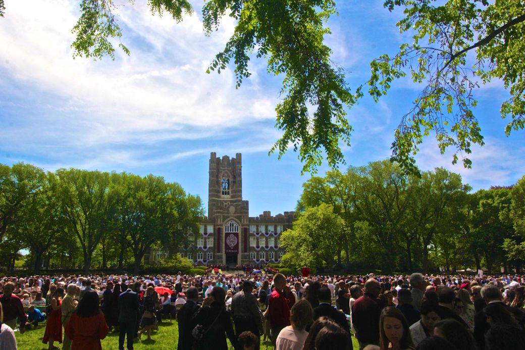 new york fordham university graduation 2019 3