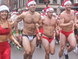 boston santa speedo run 2019 13