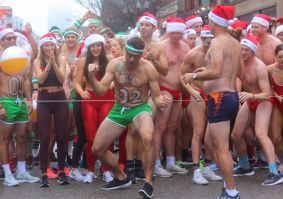 boston santa speedo run 2019 2
