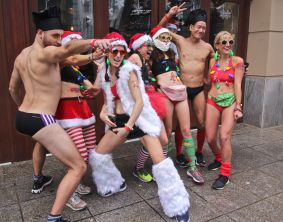 boston santa speedo run 2019 3