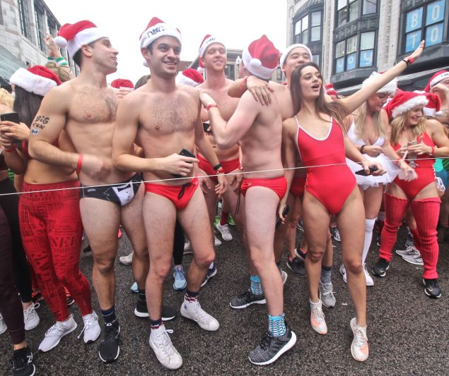boston santa speedo run 2019 8