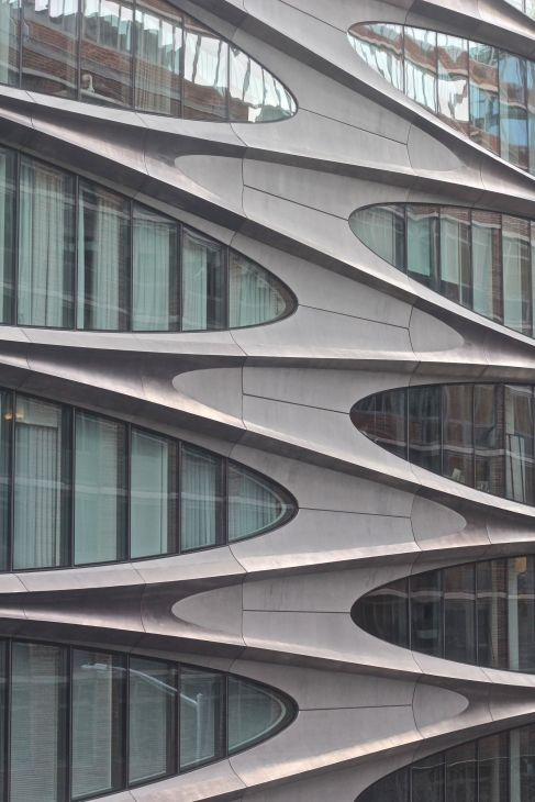 new york city zaha hadid building