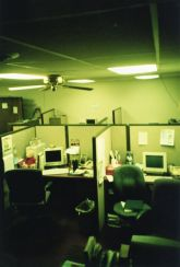 washington dc office light indoors green Lomo Photos 12