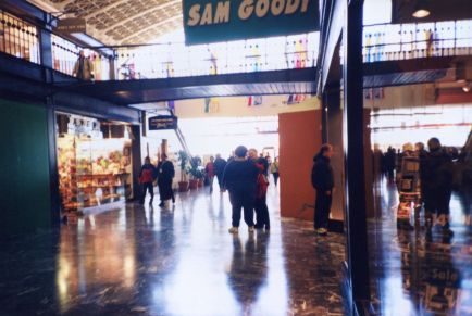 washington dc union station inside sam goody lomo photos 47