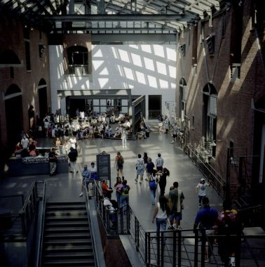 washington dc lubitel 166 2001 US Holocaust museum
