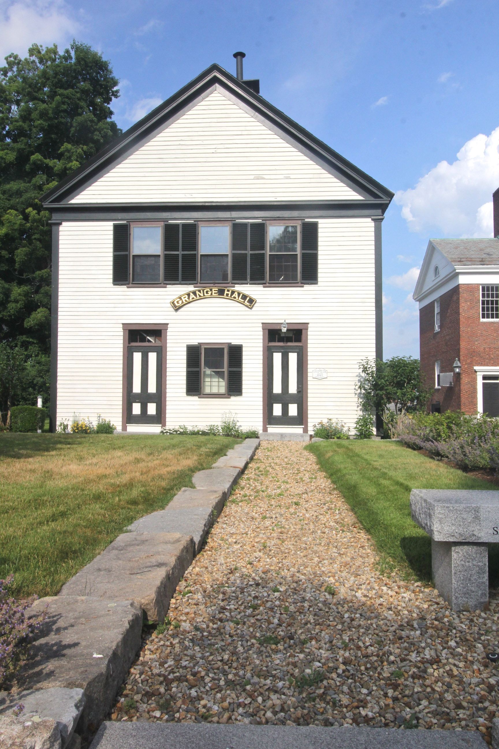 sudbury grange hall